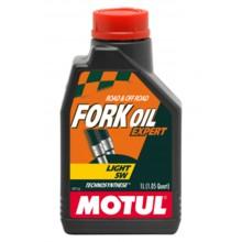 Вилочное масло Motul Fork oil EXPERT 5W 1л