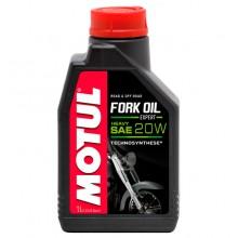 Вилочное масло Motul Fork oil EXPERT 20W 1л