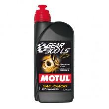 Трансмиссионное масло Motul Gear 300 LS 75W90 1л