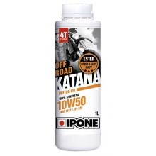 Моторное масло IPONE Full Power Katana 10W50 1л