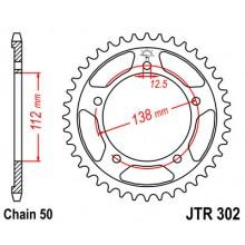 Звезда ведомая  JTR 302.41