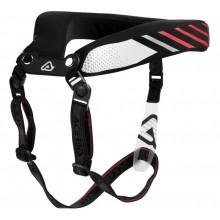 Защита шеи Acerbis black/red