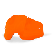 Линза 100% Racecraft/Accuri/Strata Anti-Fog Orange