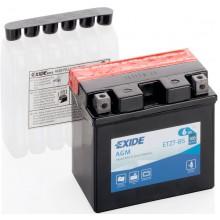 Аккумулятор Exide ETZ7-BS/YTZ7-BS