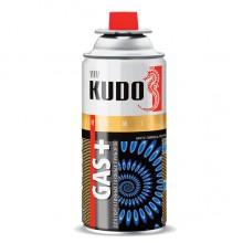 Газ KUDO для портативных газовых приборов 520мл