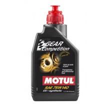 Трансмиссионное масло Motul Gear FF Competition 75W140 1л