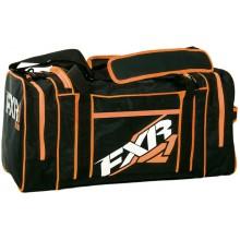 Сумка FXR Duffel,Black/Orange