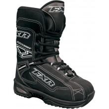 Ботинки FXR Backshift 12 Black/White 41(8)