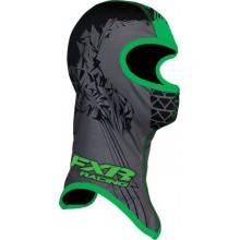 Подшлемник FXR Shredder Black/Green (L)
