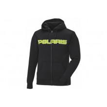 Кофта Polaris Core Full Zip Black/Lime (L)