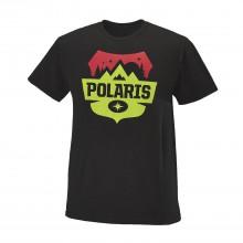 Футболка Polaris Badge Tee Black (L)