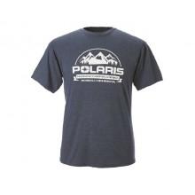 Футболка Polaris Roseau Tee Navy Heather (XL)