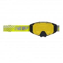 Очки 509 Sinister X6 Fuzion, взрослые (Hi-Vis with Polarized Yellow)