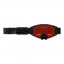 Очки c подогревом 509 Sinister X6 Ignite (Black with Rose)