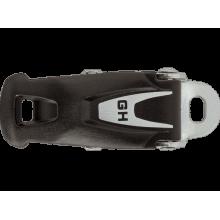 Застежка на мотоботы Forma, GH Plastic Buckle Black/White