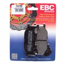 Тормозные колодки EBC FA199 / SBS 128