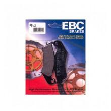 Тормозные колодки EBC FA143 / SBS 623