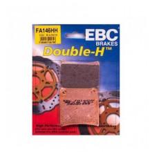 Тормозные колодки EBC FA146HH / SBS 620