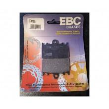 Тормозные колодки EBC FA180 / SBS 666