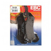 Тормозные колодки EBC FA189 / SBS 685
