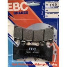 Тормозные колодки EBC FA190 / SBS 683