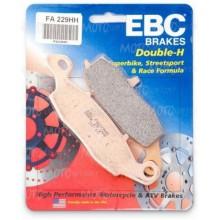 Тормозные колодки EBC FA229HH / SBS 705