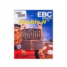 Тормозные колодки EBC FA265HH / SBS 734