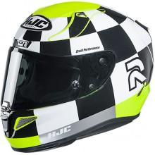 Шлем HJC RPHA 11 MISANO MC4H (L)