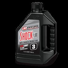 Вилочное масло Maxima Syntetic Racing Shock Fluid Light 3W 946мл