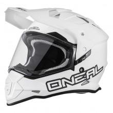 Шлем Oneal Sierra Flat White (M)