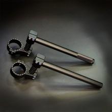 Клипоны регулируемые 50мм Crazy Iron Black