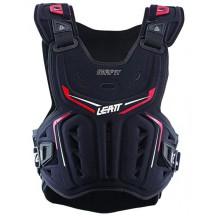 Панцирь Leatt Body Protector 3DF AirFit, черный/красный