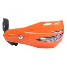 Защитные лопухи с крепежом ZETA Impact X2 Handguard оранжевый ZE74-0209
