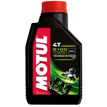 Моторное масло Motul 5100 10W50 MA2 1л