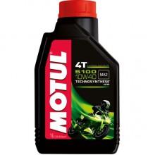 Моторное масло Motul 5100 10W40 MA2 1л