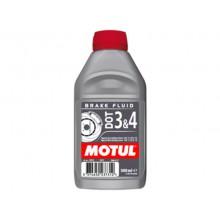 Тормозная жидкость Motul DOT 3&4 0.5л