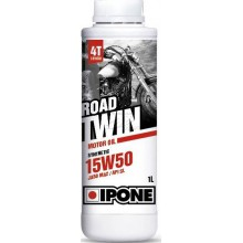 Моторное масло IPONE Road twin 15W50 1л