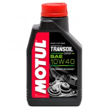 Трансмиссионное масло Motul Transoil 10W40 1л