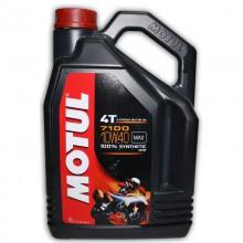 Моторное масло Motul 7100 10W40 MA2  4л