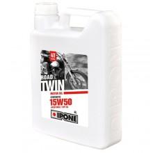 Моторное масло IPONE Road twin 15W50 4л