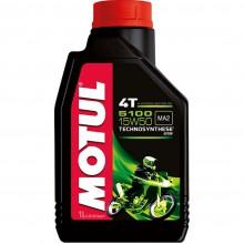 Моторное масло Motul 5100 15W50 MA2  1л