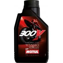 Моторное масло Motul 300V Ester Core 10W40 1л