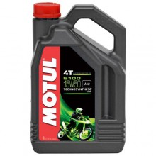 Моторное масло Motul 5100 15W50 MA2 4л