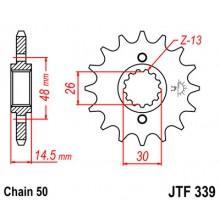 Ведущая звезда JTF 339.17