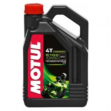 Моторное масло Motul 5100 10W50 MA2 4л