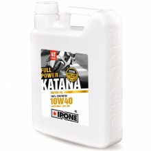 Моторное масло IPONE Full Power Katana 10W40 4л