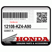 Прокладка CR125 HONDA 12108-KZ4-A90