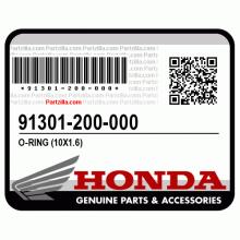Кольцо резиновое HONDA 91301-200-000