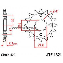 Ведущая звезда JTF 1321.13