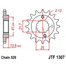 Звезда ведущая JTF 1307.15